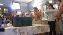 """Old North Davis """"Night Out"""" Party A Festive Affair, report by John Lofland"""